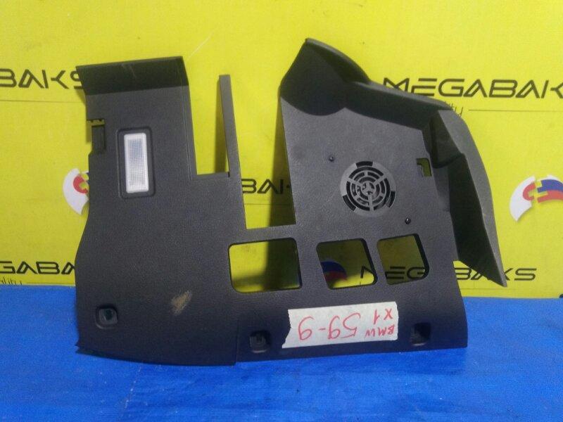 Пластик торпеды Bmw X1 E84 51452991823 (б/у)