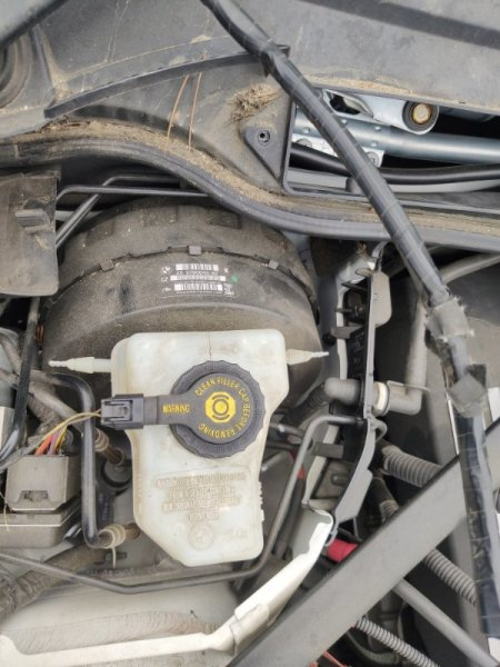 Главный тормозной цилиндр Bmw X1 E84 (б/у)