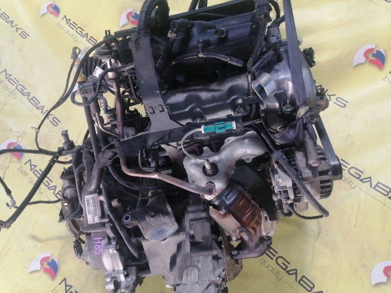 Двигатель Mazda Tribute EPFW AJ 2006 6202759 (б/у)