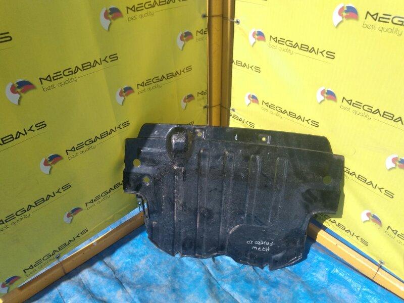 Защита двигателя Mitsubishi Pajero Io H77W 4G94 (б/у)