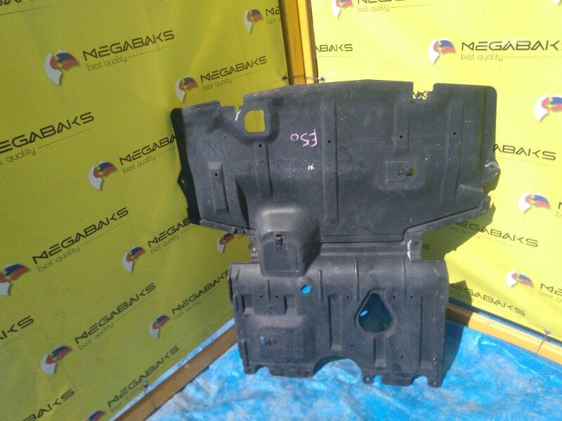 Защита двигателя Nissan Elgrand E50 (б/у)