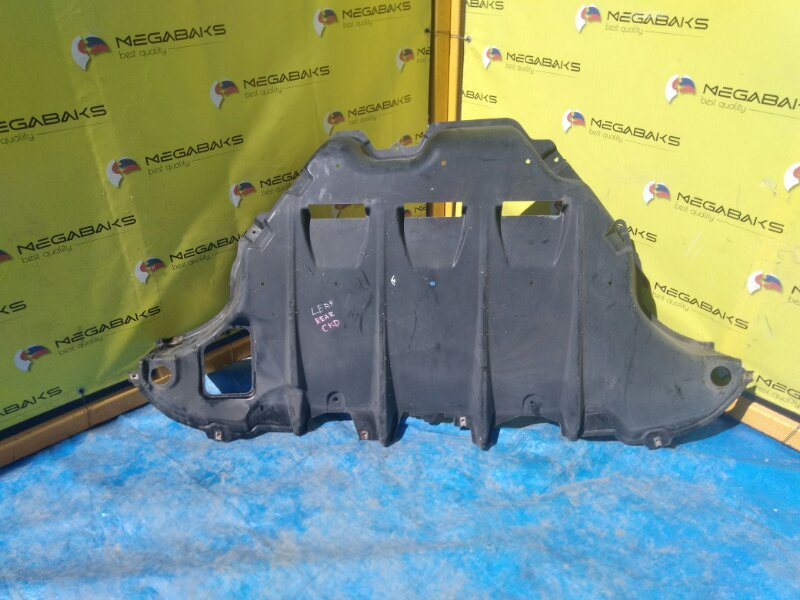 Защита Nissan Leaf AZE0 задняя (б/у)