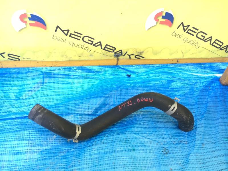 Патрубок радиатора Nissan X-Trail NT32 MR20DD верхний (б/у)