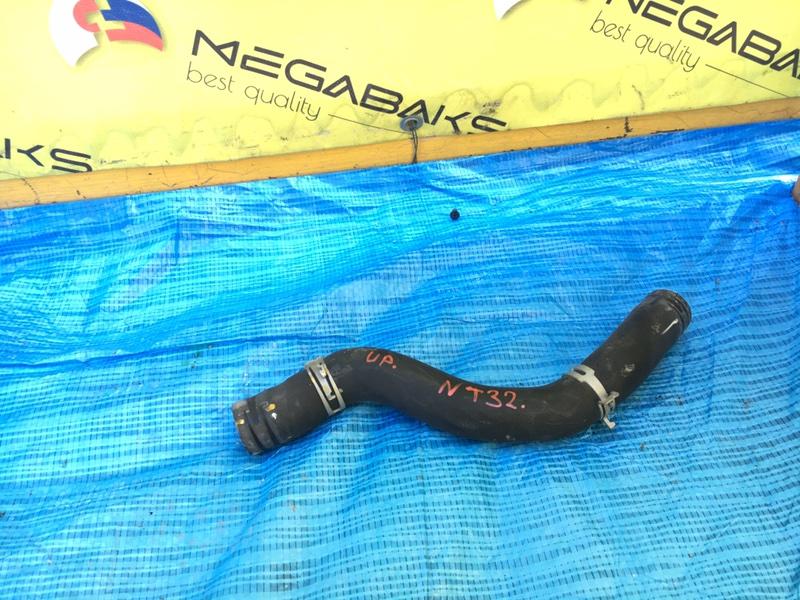 Патрубок радиатора Nissan X-Trail NT32 MR20DD нижний (б/у)