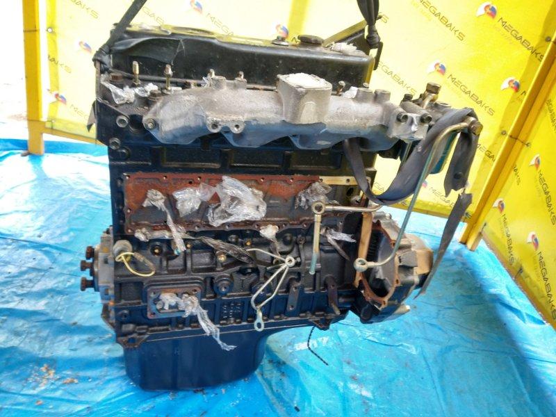 Блок двигателя Isuzu 4BG1 (б/у)