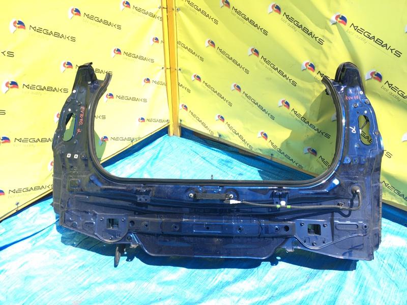 Задняя панель кузова Toyota Prius Alpha ZVW41 (б/у)