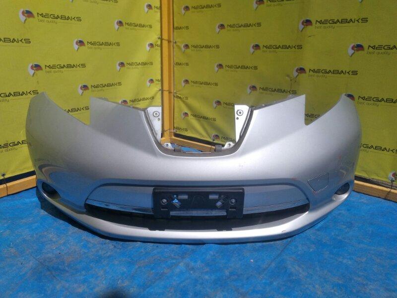 Бампер Nissan Leaf AZE0 передний (б/у)