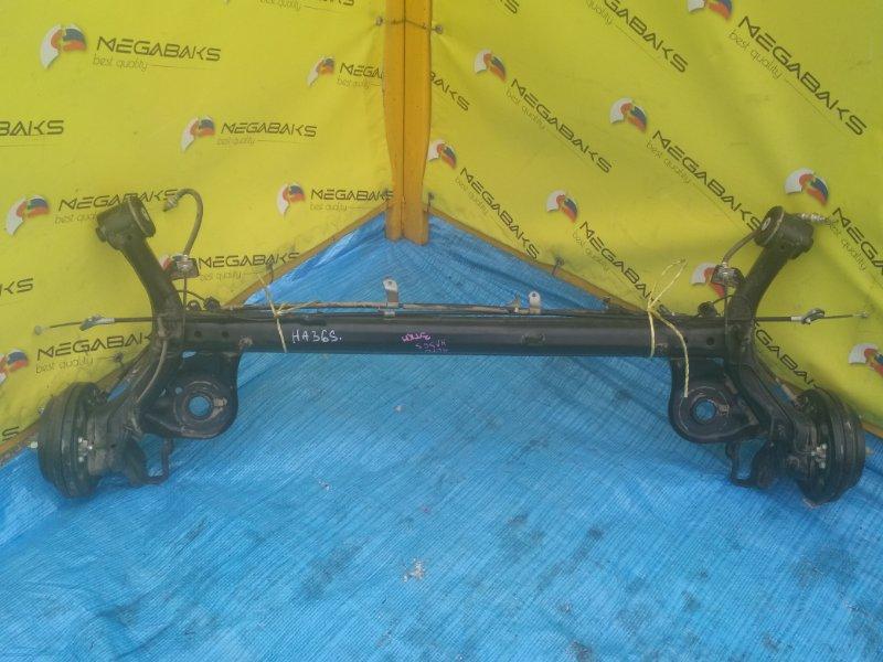 Балка подвески Suzuki Alto HA36S (б/у)