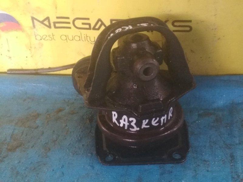 Подушка двигателя Honda Odyssey RA3 задняя (б/у)