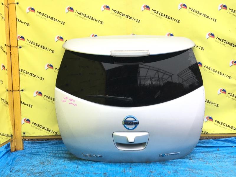 Дверь задняя Nissan Leaf AZE0 (б/у)