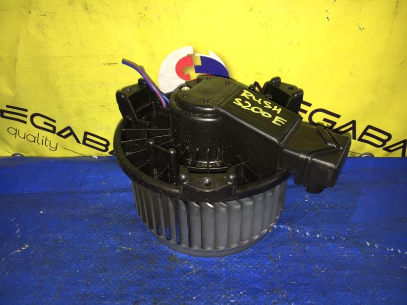 Мотор печки Toyota Rush J200E 232700-0450 (б/у)
