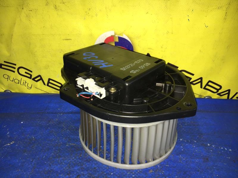Мотор печки Nissan Presage HU30 S02725-1570 (б/у)