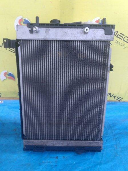Радиатор основной Daihatsu Wake LA700S (б/у)