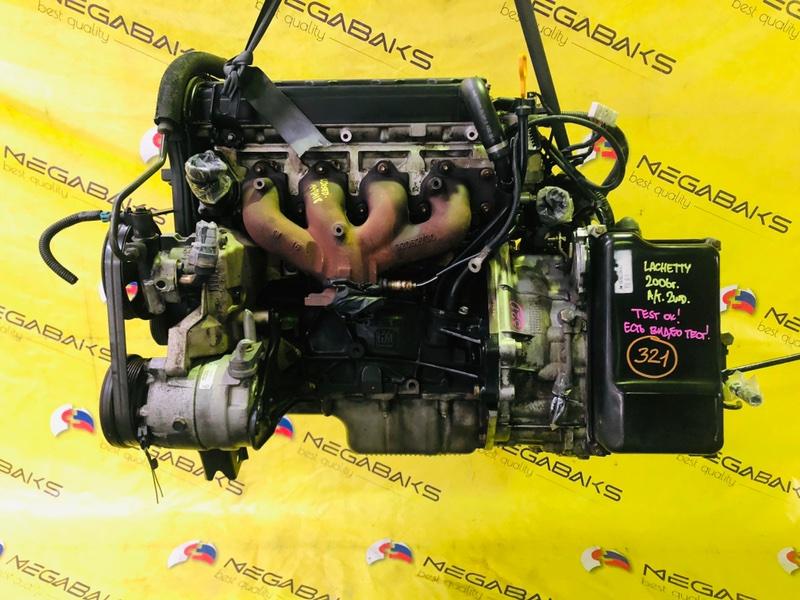 Двигатель Chevrolet Lacetti J200 L88 2004 147418 (б/у)