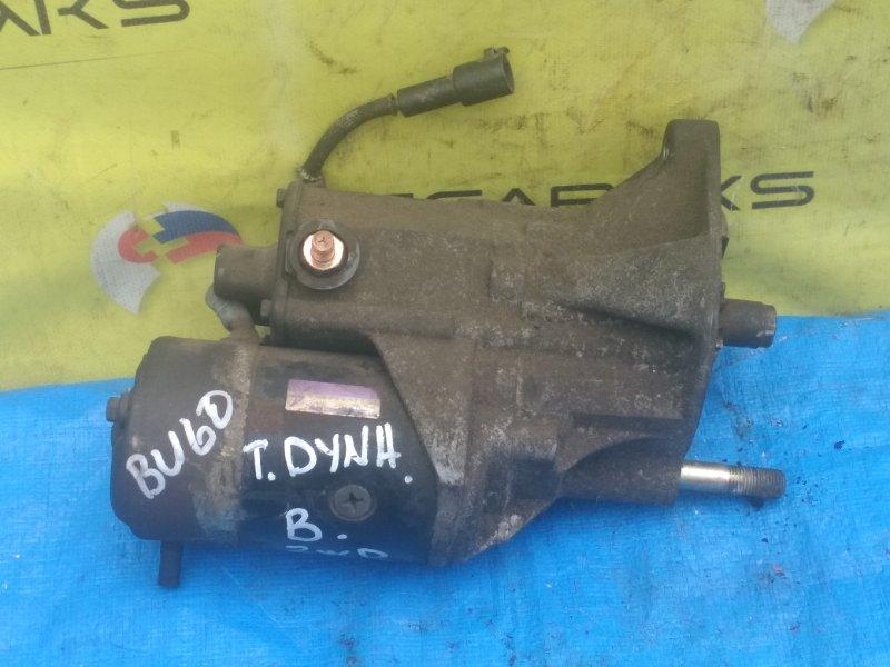 Стартер Toyota Dyna BU60 B11 28100-56242 (б/у)