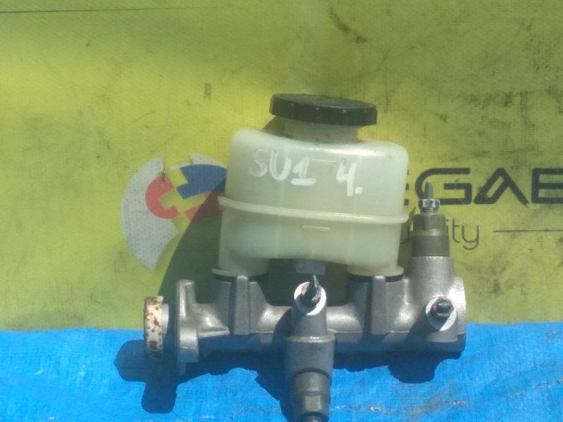 Главный тормозной цилиндр Nissan Bluebird SU13 CD20 (б/у)