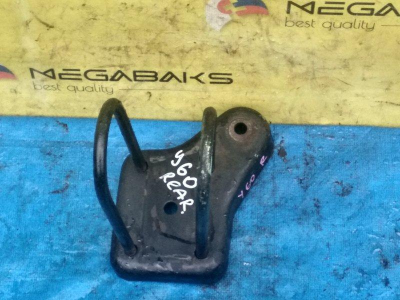 Стремянка рессоры Nissan Safari Y60 задняя правая ПРОБЕГ 24200 КМ (б/у)