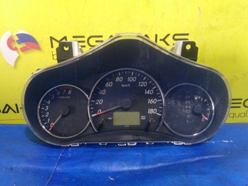Спидометр Toyota Rush J200E 3SZ-VE 83800-B4G60 (б/у)