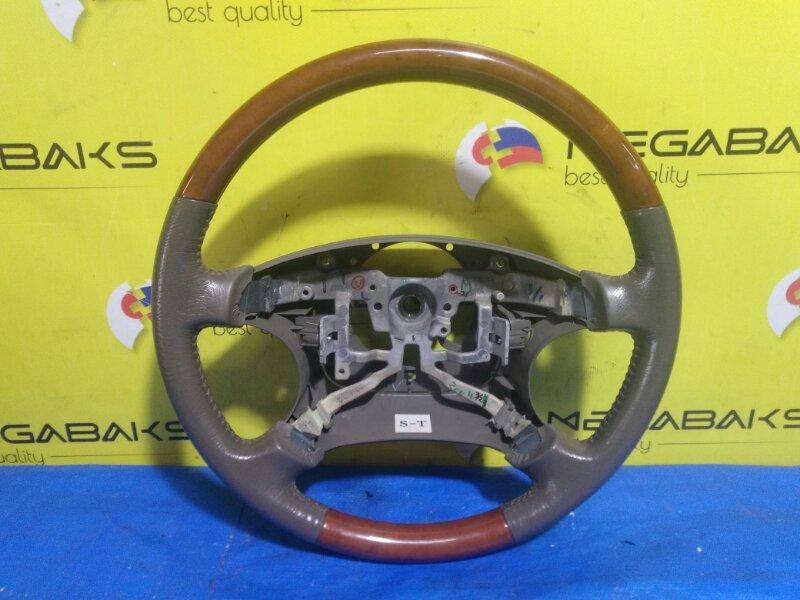 Руль Toyota Gaia SXM15G (б/у)