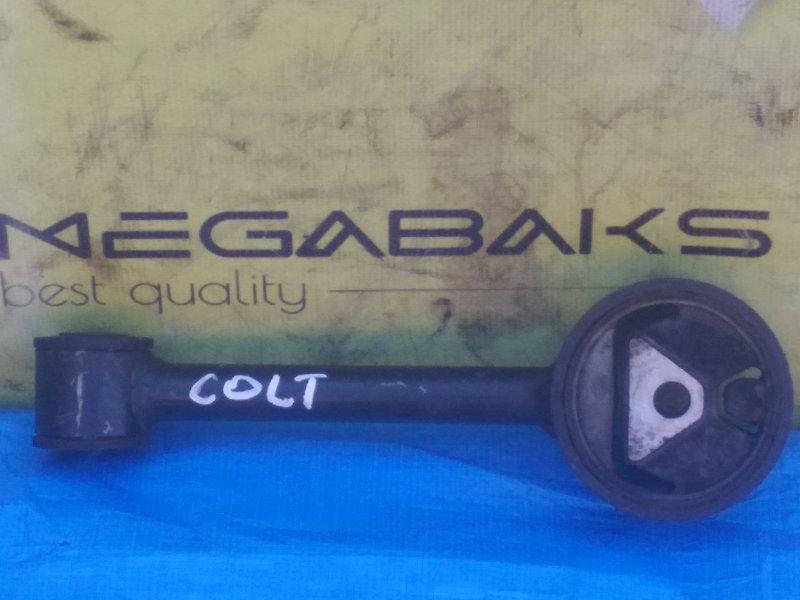Подушка двигателя Mitsubishi Colt Z27W 4G15 задняя (б/у)