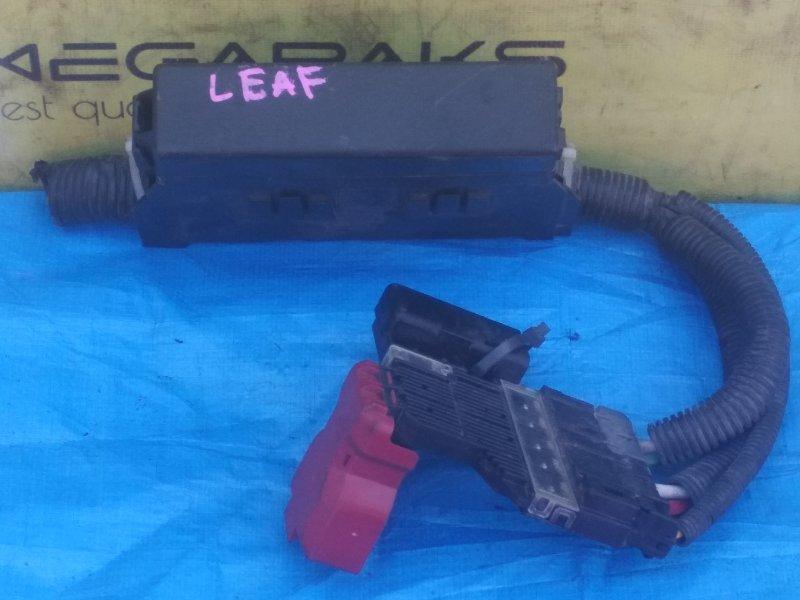 Блок предохранителей Nissan Leaf AZE0 (б/у)
