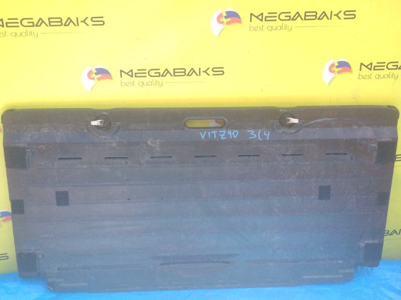 Полка багажника Toyota Vitz NCP90 (б/у)
