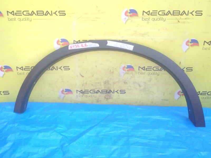 Дефендер Nissan X-Trail NT32 задний правый (б/у)