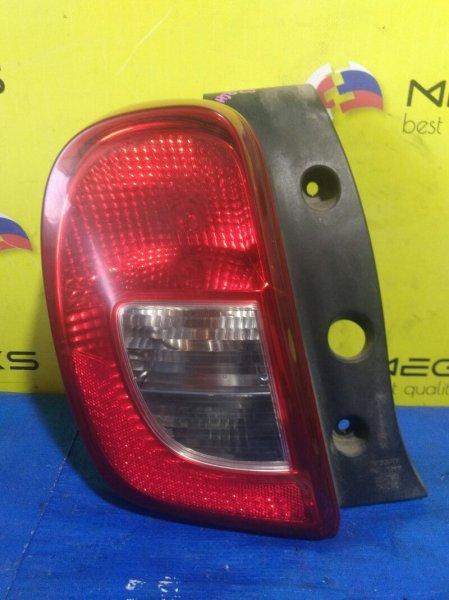 Стоп-сигнал Nissan March K13 левый 220-17944 (б/у)