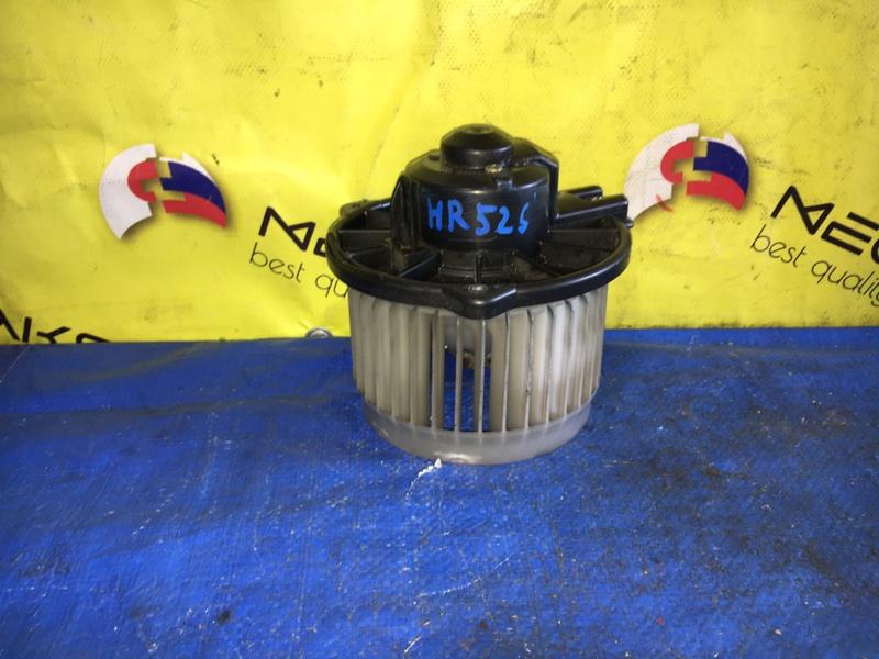 Мотор печки Suzuki Chevrolet Cruze HR52S (б/у)