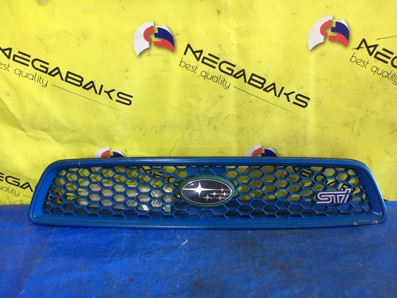 Решетка радиатора Subaru Legacy BE5 (б/у)