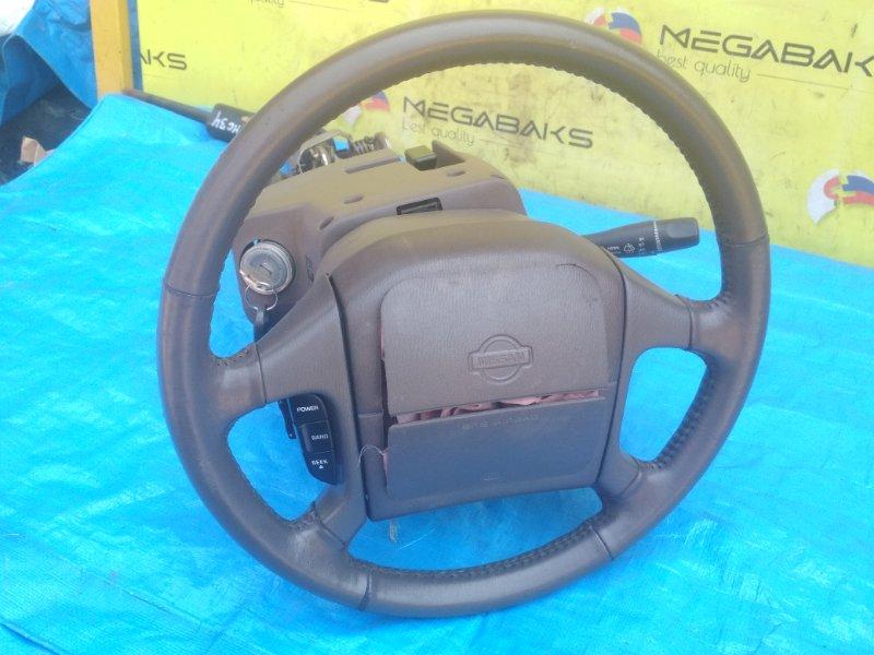 Руль Nissan Laurel C34 (б/у)