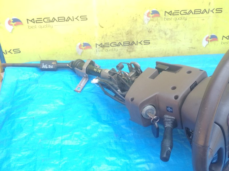 Блок подрулевых переключателей Nissan Laurel C34 (б/у)