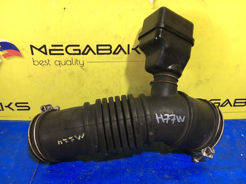 Патрубок воздушного фильтра Mitsubishi Pajero Io H77W 4G94 MR539021 (б/у)