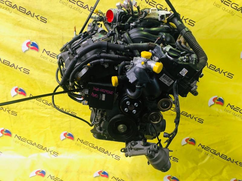 Двигатель Toyota Crown GRS183 3GR-FSE 0029365 (б/у)