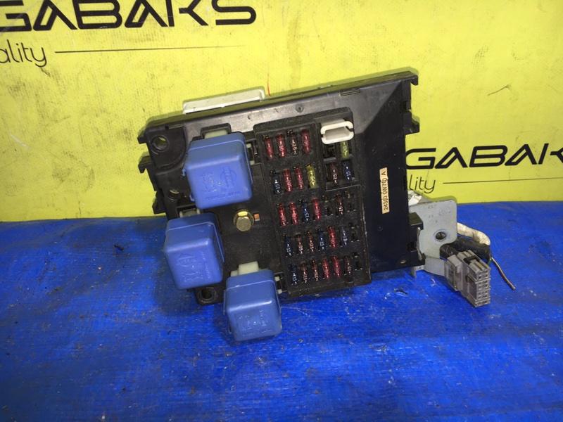 Блок предохранителей Nissan Terrano RR50 QD32 24350 0W700 (б/у)