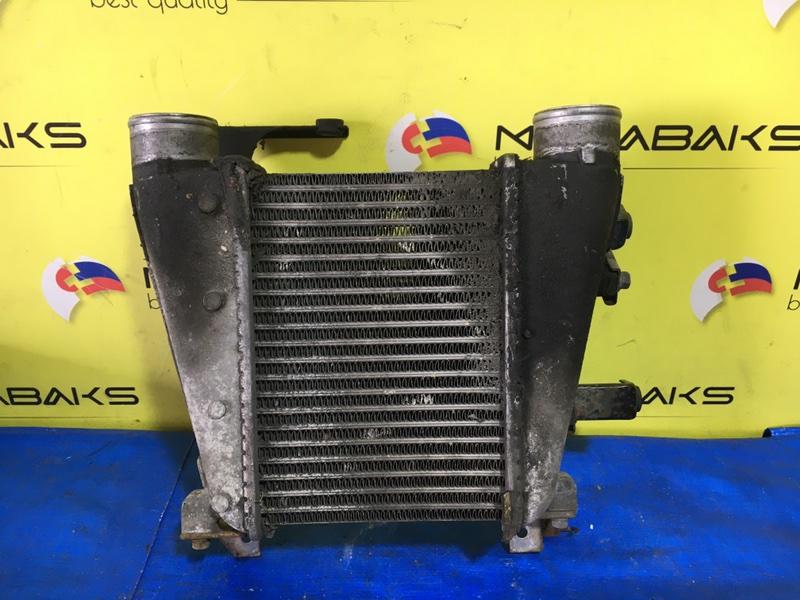Радиатор интеркулера Nissan Terrano RR50 QD32 (б/у)