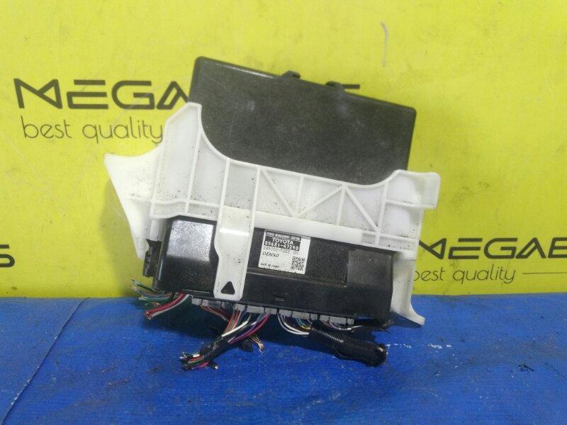 Электронный блок Toyota Prius Alpha ZVW41 2ZR-FXE 285000-1255 (б/у)