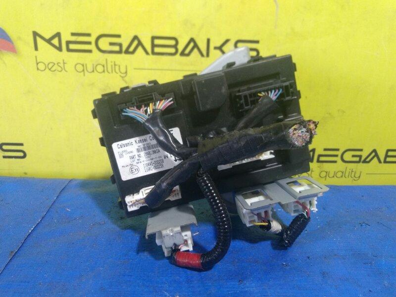 Блок abs Nissan Leaf AZE0 EM57 284B13NK0A (б/у)