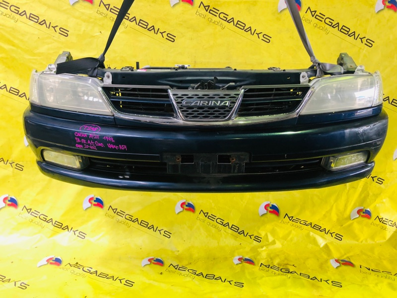 Nose cut Toyota Carina AT211 7A-FE 1999 20-402 (б/у)