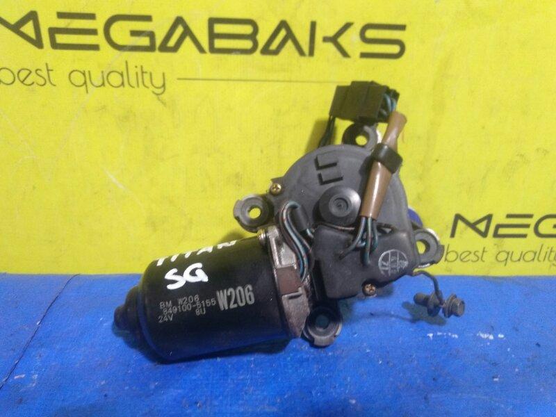 Мотор дворников Mazda Titan WG 849100-5155 (б/у)