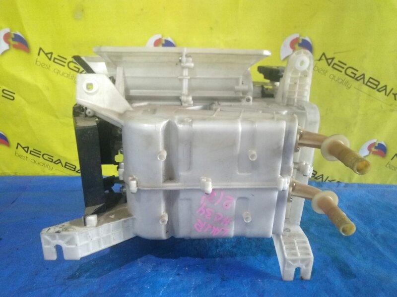Радиатор печки Nissan Laurel C34 (б/у)