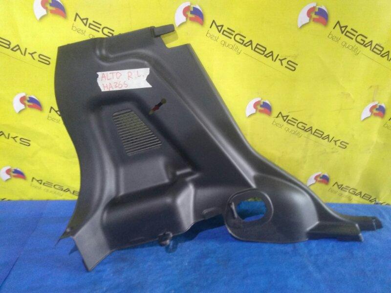 Обшивка багажника Suzuki Alto HA36S задняя левая 76281-74P0 (б/у)