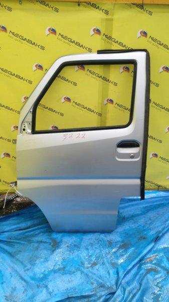 Дверь Nissan Clipper U71W 3G83 передняя левая ЦВЕТ A31 (б/у)