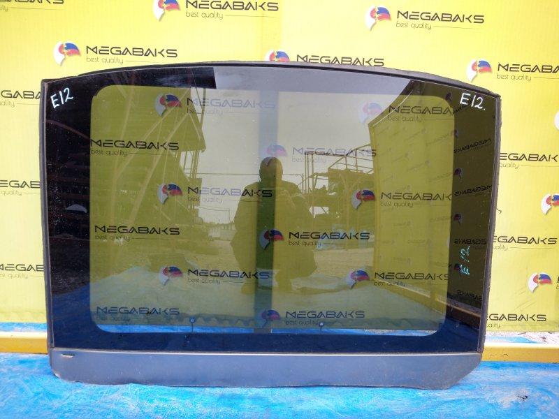 Люк Nissan Cube Z12 (б/у)