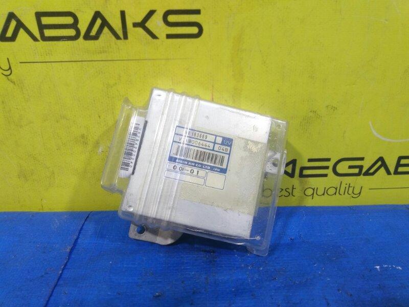 Блок управления акпп Mitsubishi Pajero Io H77W 4G94 MR983669 (б/у)