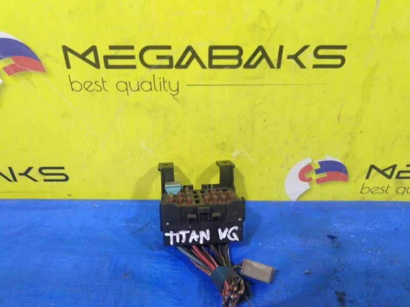 Блок предохранителей Mazda Titan WG 24V (б/у)