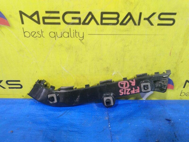 Крепление бампера Suzuki Ignis FF21S K12C заднее левое 71822-62R0 (б/у)