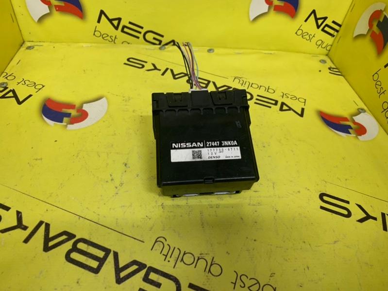 Электронный блок Nissan Leaf AZE0 EM57 1777700-8711 (б/у)