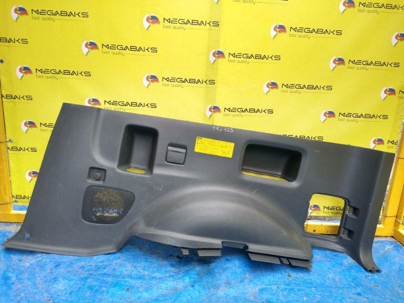 Обшивка багажника Toyota Prado TRJ125 задняя правая (б/у)