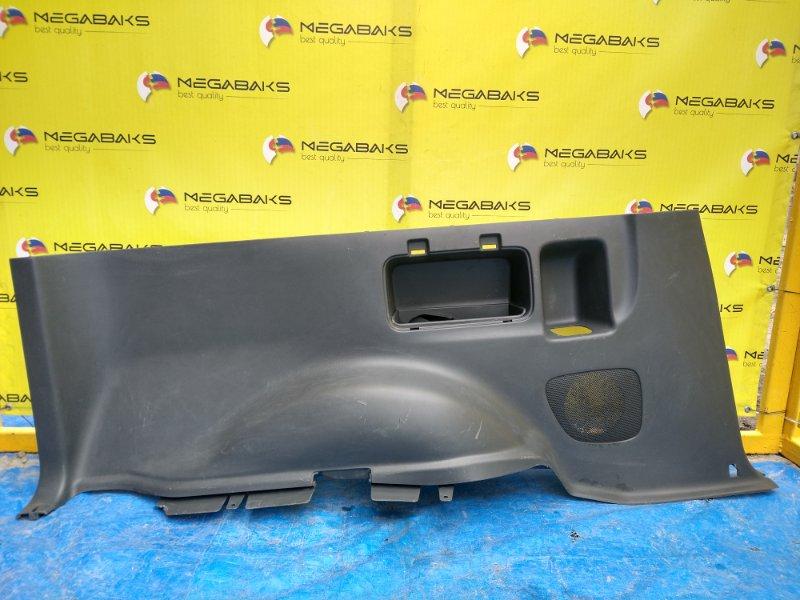 Обшивка багажника Toyota Prado TRJ125 задняя левая (б/у)
